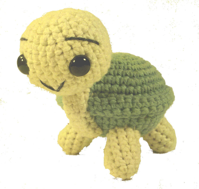 Items similar to PATTERN Turtle Amigurumi on Etsy