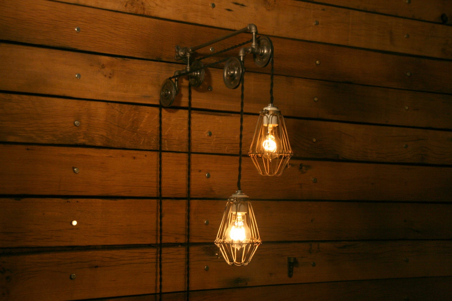 Lights Hanging On Wall : Unavailable Listing on Etsy