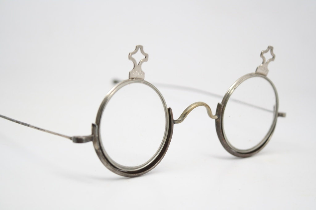 Items similar to Vintage Trial Lens Eyeglasses Vintage ...