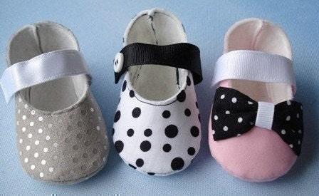 Baby Mary Jane Shoes - Media - Crochet Me