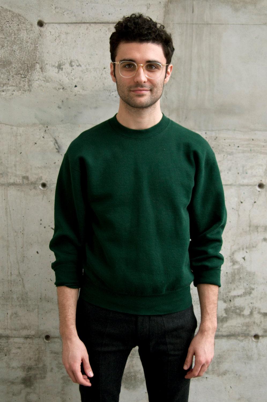 Long Cream Sweater