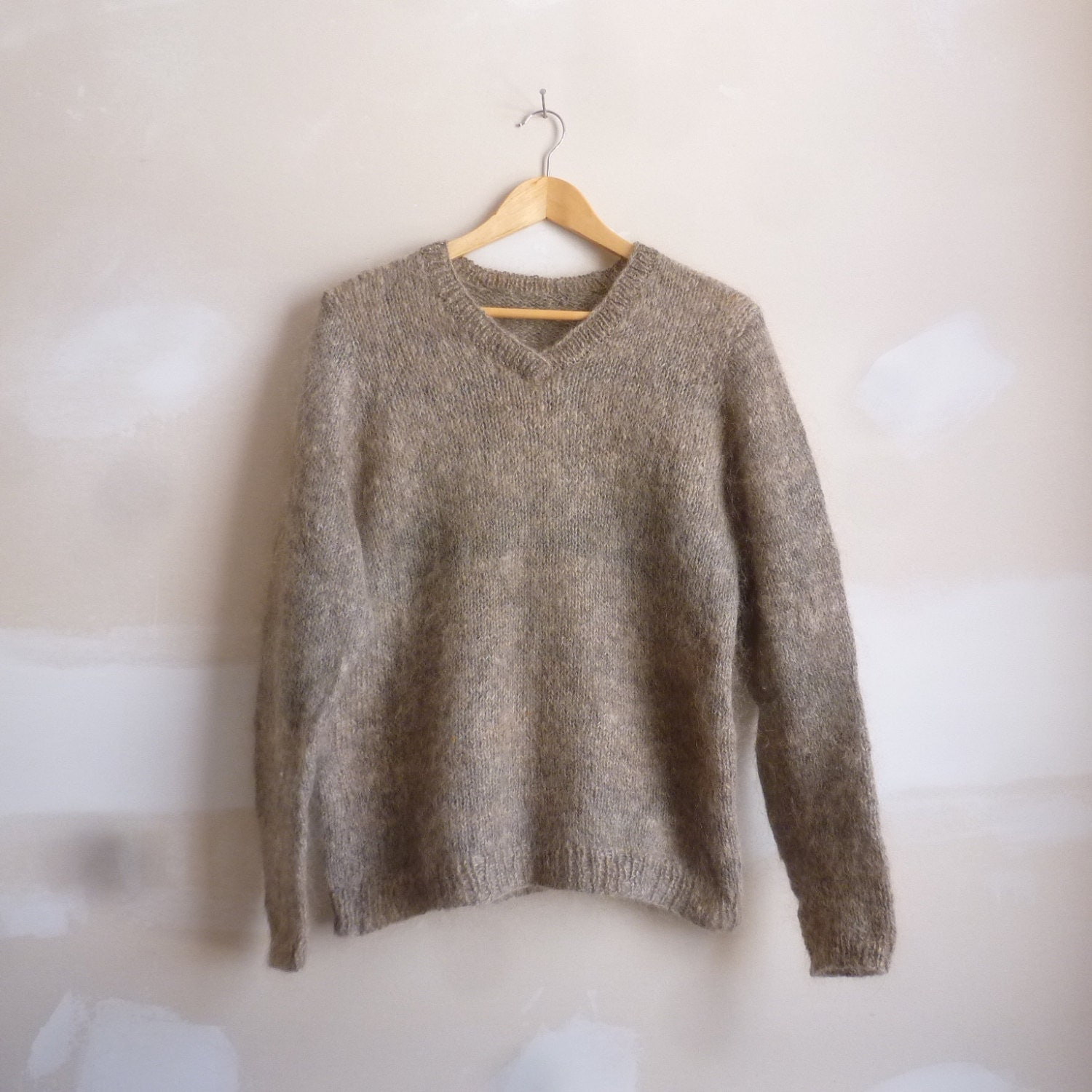 Items similar to Mohair Wool Sweater