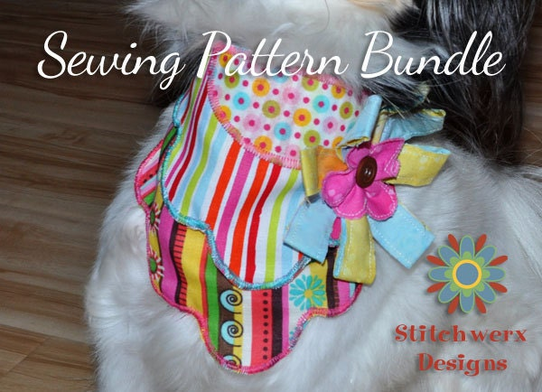 il fullxfull.305807505 Free Dog Clothes Sewing Patterns