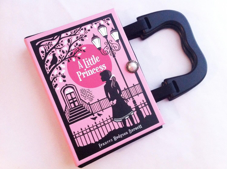 A Little Princess Book Purse - PREORDER