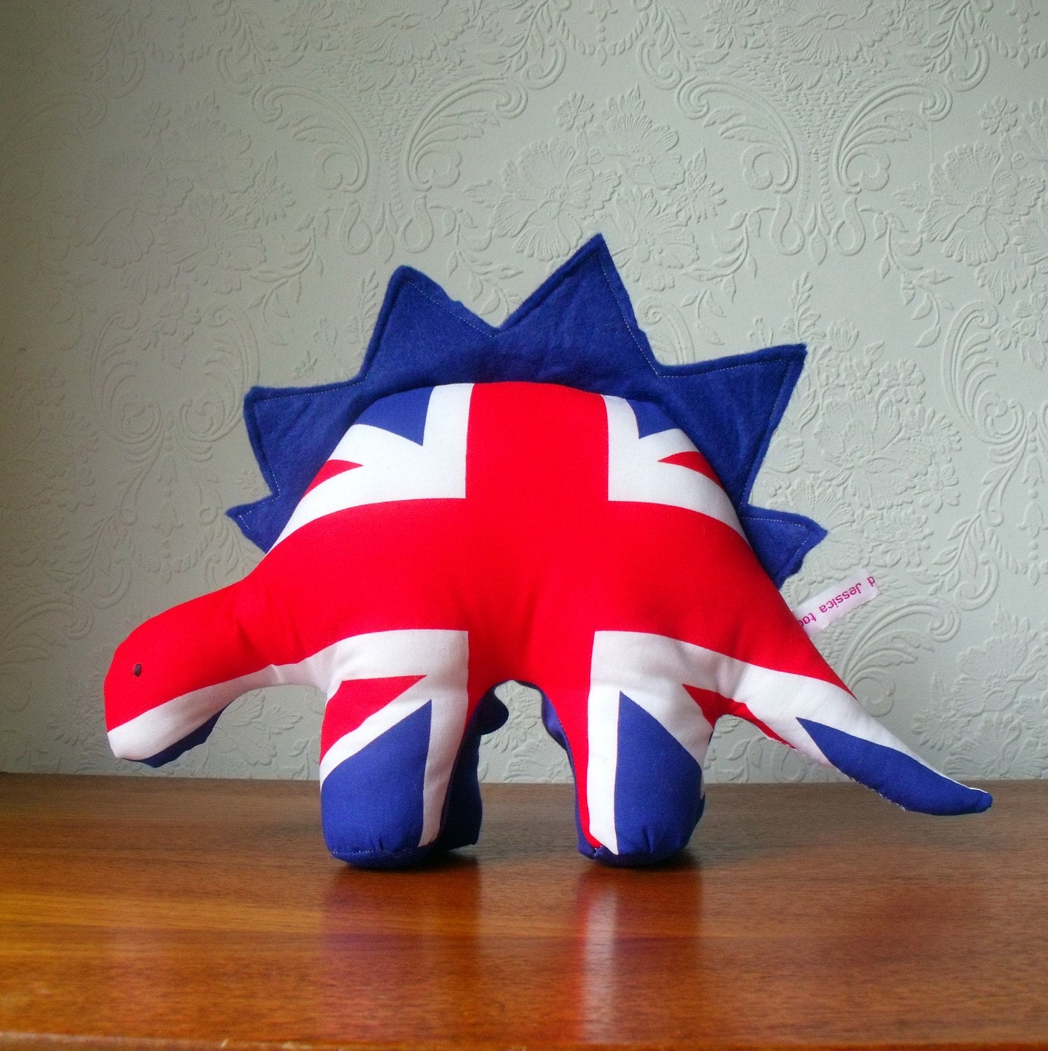 Large Union Jack Steggie