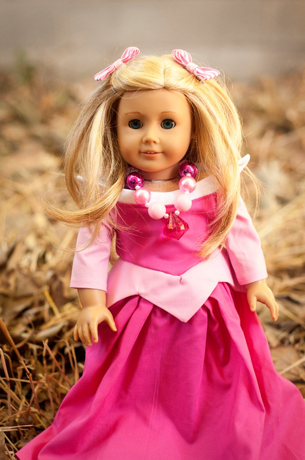 American Girl Doll Disney Hairstyles : Items similar to sleeping beauty american girl doll chunky