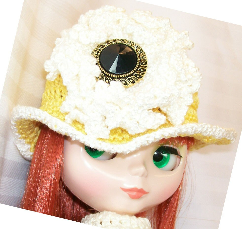 Style and Sophistication Chic BLYTHE HAT - noradora