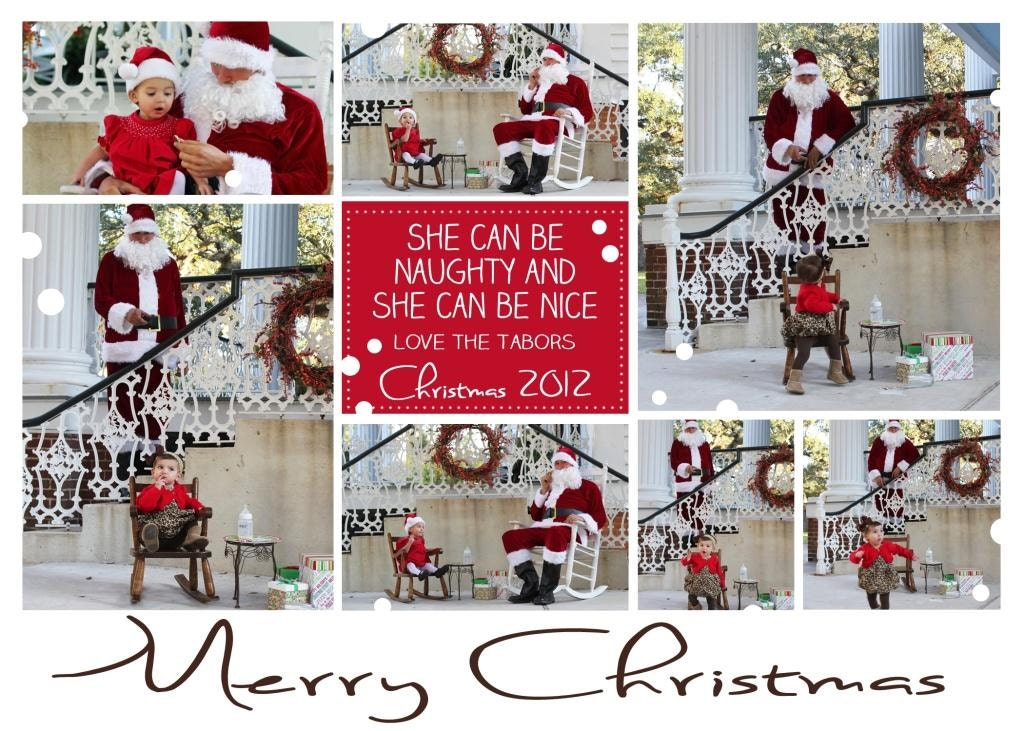 free christmas photo card templates online make a. Black Bedroom Furniture Sets. Home Design Ideas