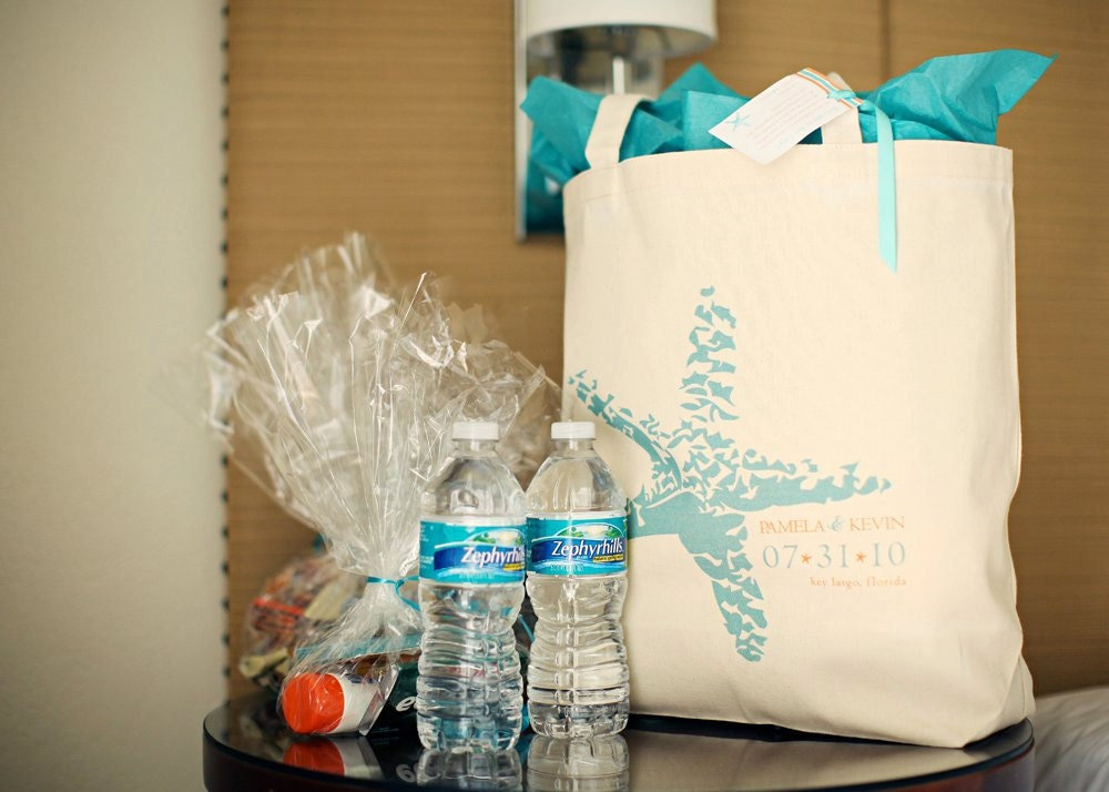 destination wedding welcome bags Wedding Ideas Pinterest