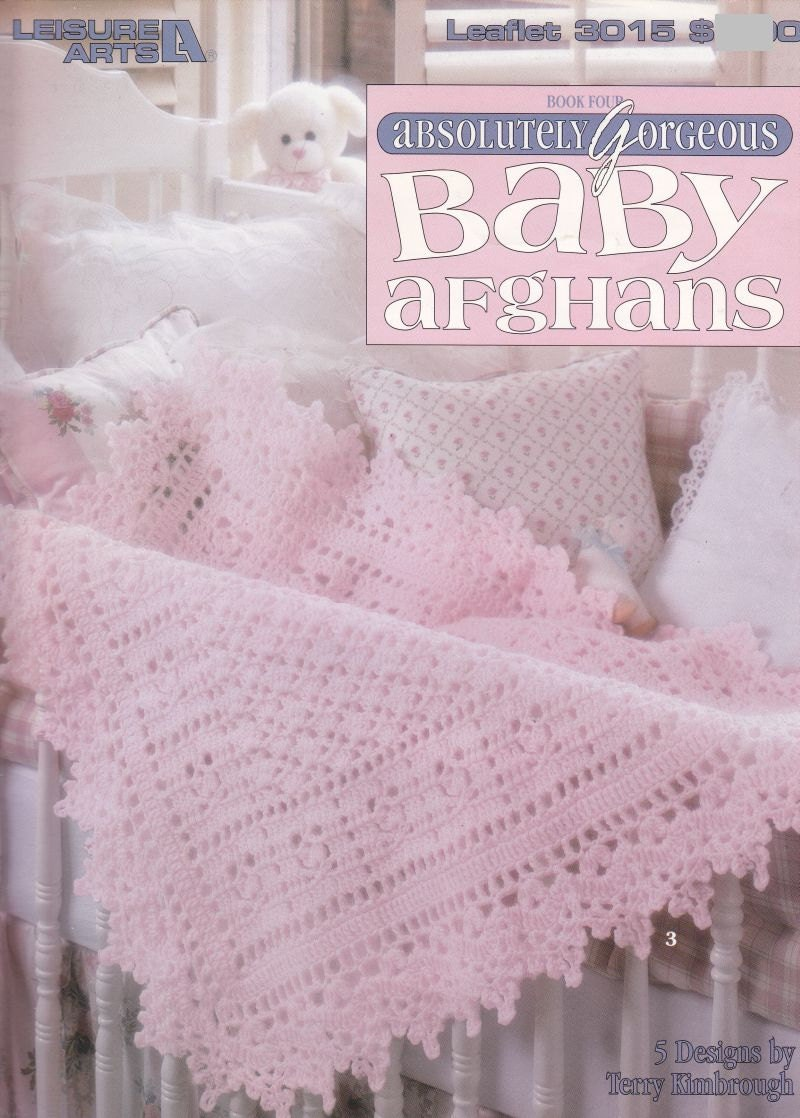 Beautiful Baby Afghan Crochet Patterns 5 by PaperButtercup