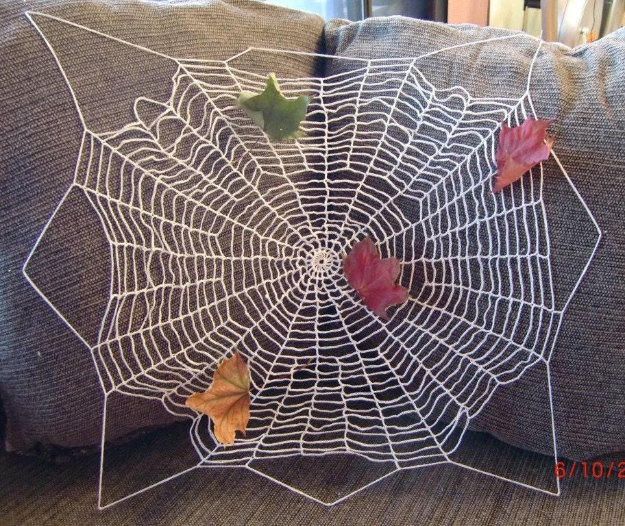 items similar to spider web decoration 01 on etsy. Black Bedroom Furniture Sets. Home Design Ideas