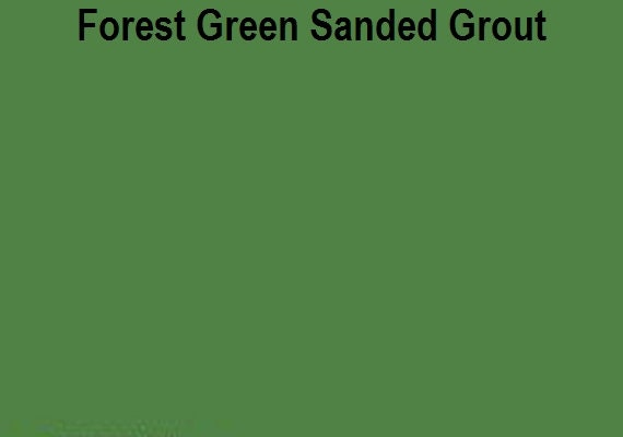 Green Grout Colorant : Mosaic grout forest green sanded one pound by mosaicgourmet