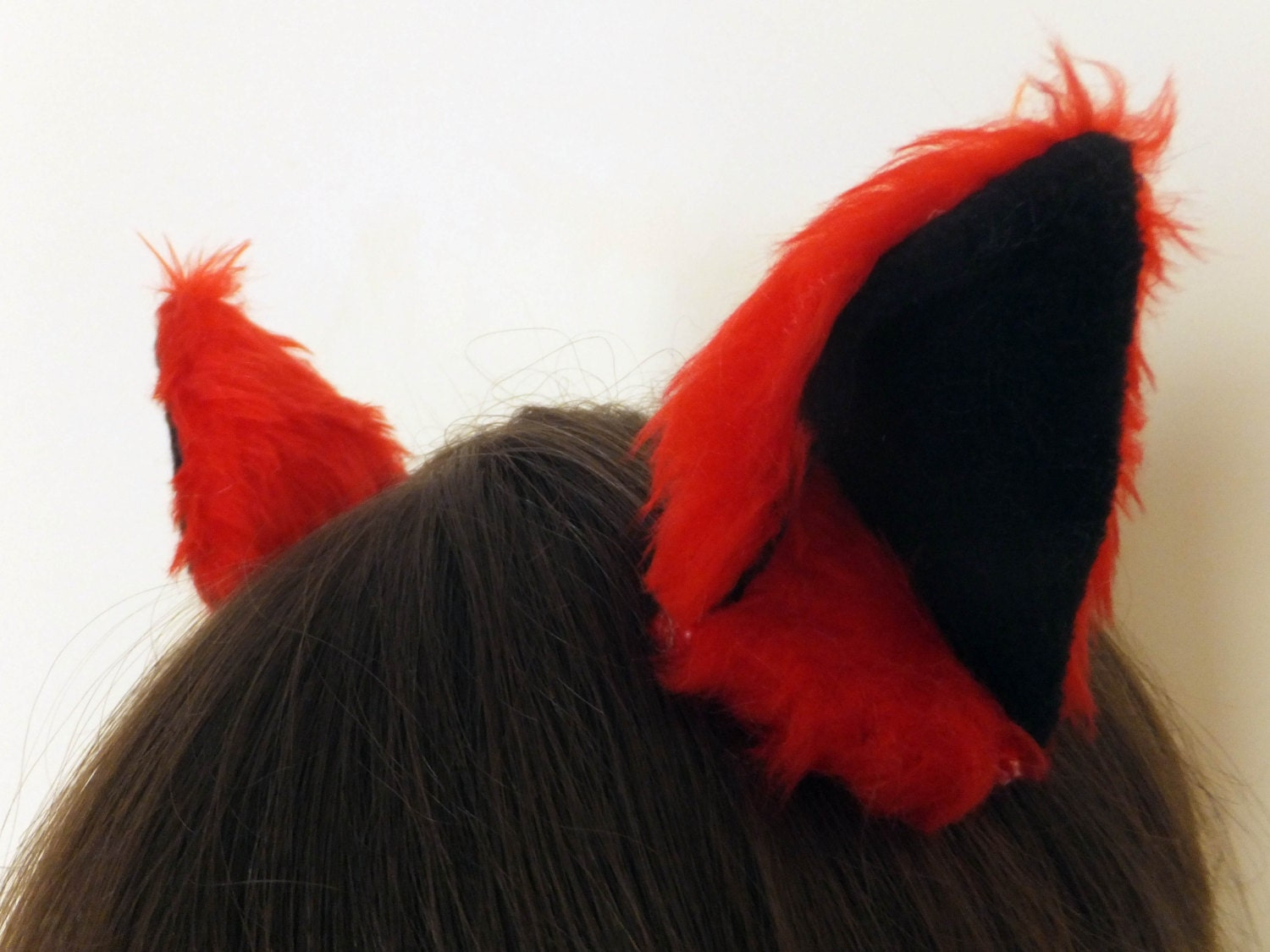 Cosplay Cat Ears That Move