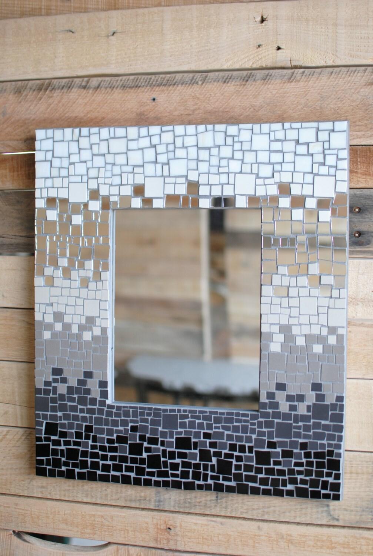 Рамки для зеркал из мозаики
