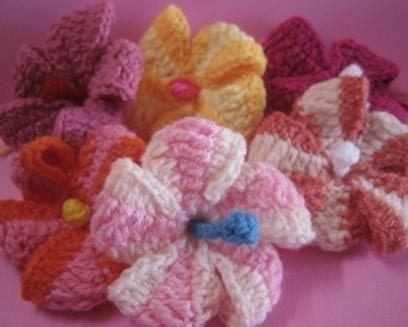 Free Crochet Pattern For Hibiscus Flower : HIBISCUS FLOWER CROCHET PATTERNS ? Free Crochet Patterns