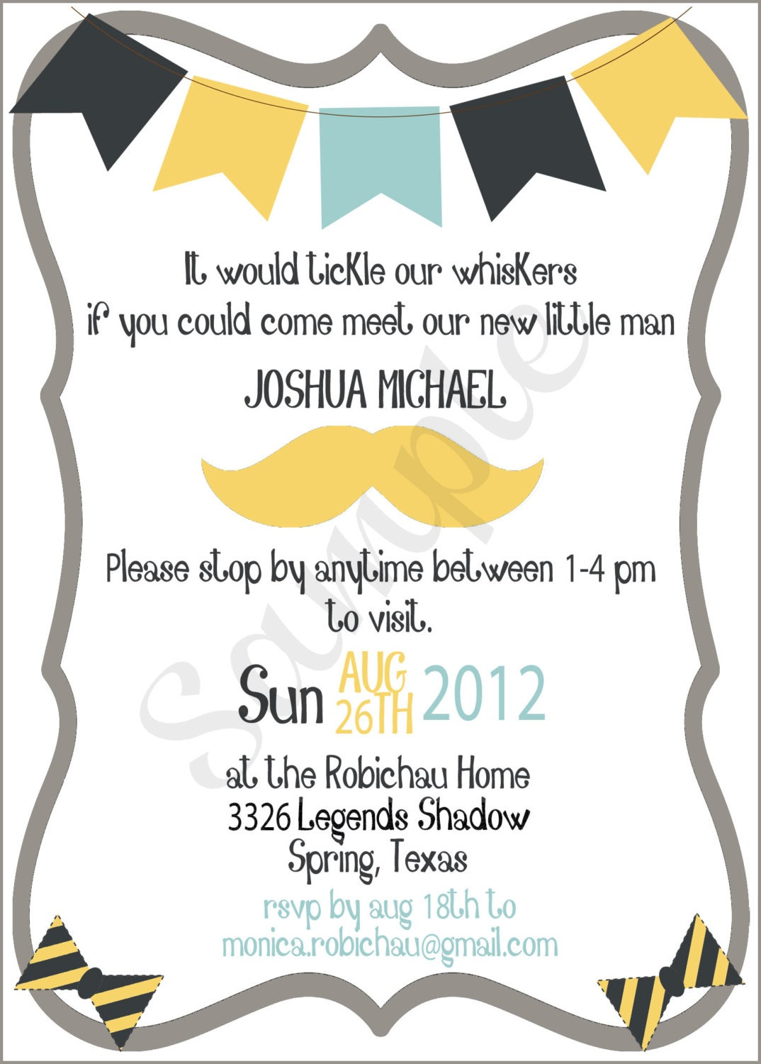 Meet And Greet Business Invite | Party Invitations Ideas