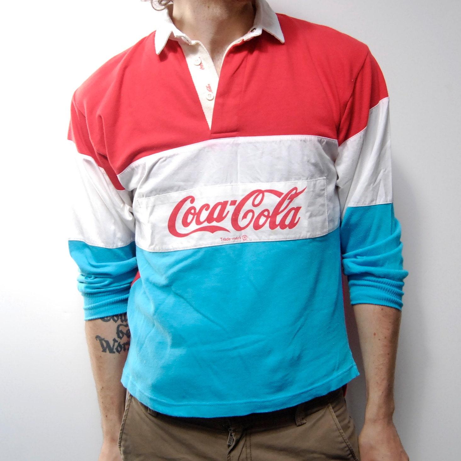 S Mens Fashion Pictures Coca Cola Shirt