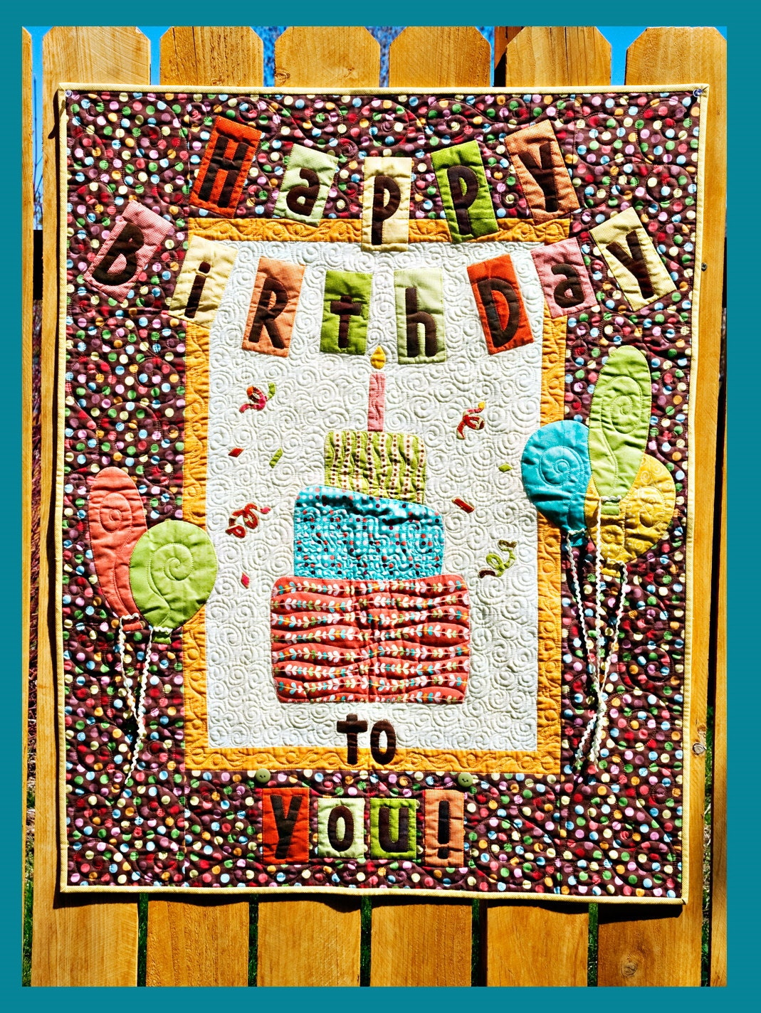 Birthday Quilt Make A Wish By Quiltbugcreations On Etsy