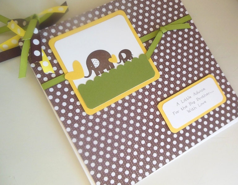 baby shower advice book journal memory book pregnancy journal or