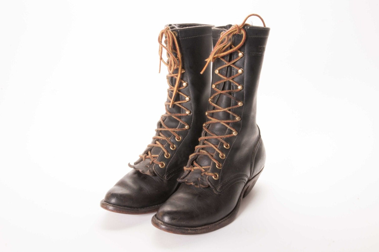 s packer boot 6 by white s by metropolisnycvintage