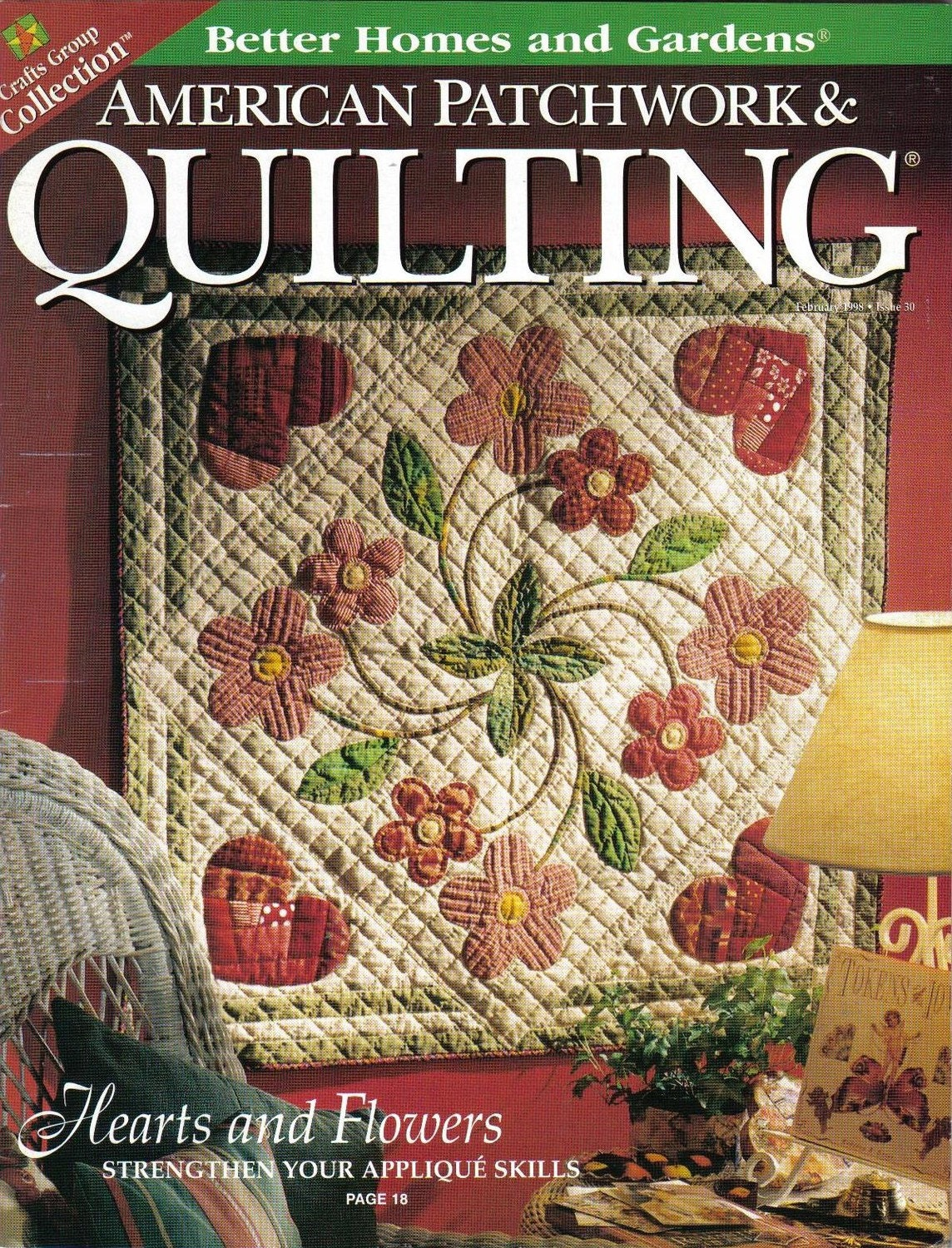 28 Best American Patchwork And Quilting American