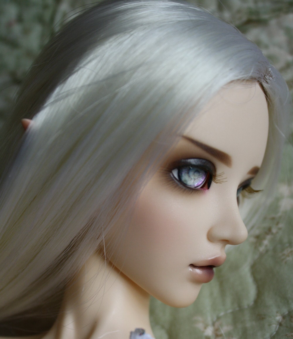 BJD eyes Doll eyes Hand made available in 12141618202224mm Dusky Maiden made to order