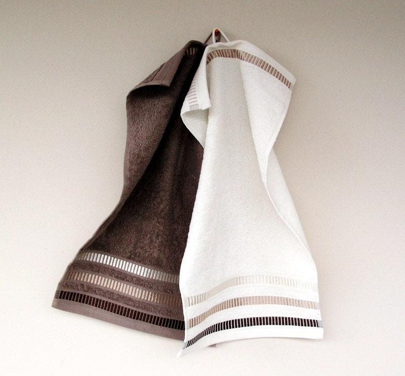 Turkish Towel Head Face Towels Natural Cotton 2 Hand Kitchen Towels  ...Ready to Ship Tagt Team - loovee