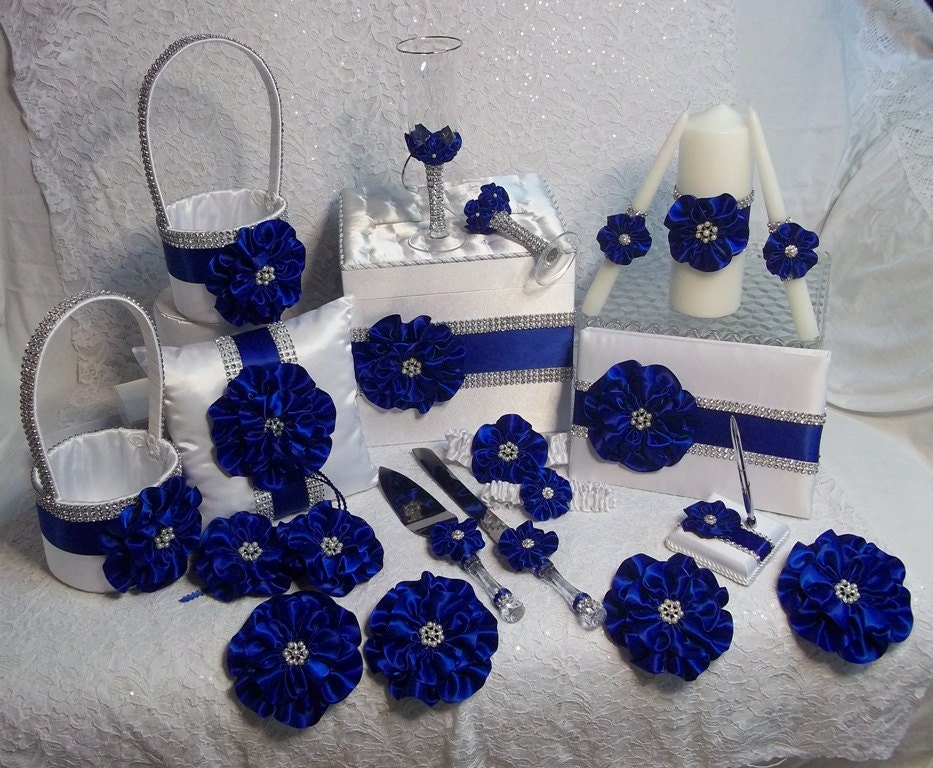 Matching Wedding Accessories Set Baskets Ring By