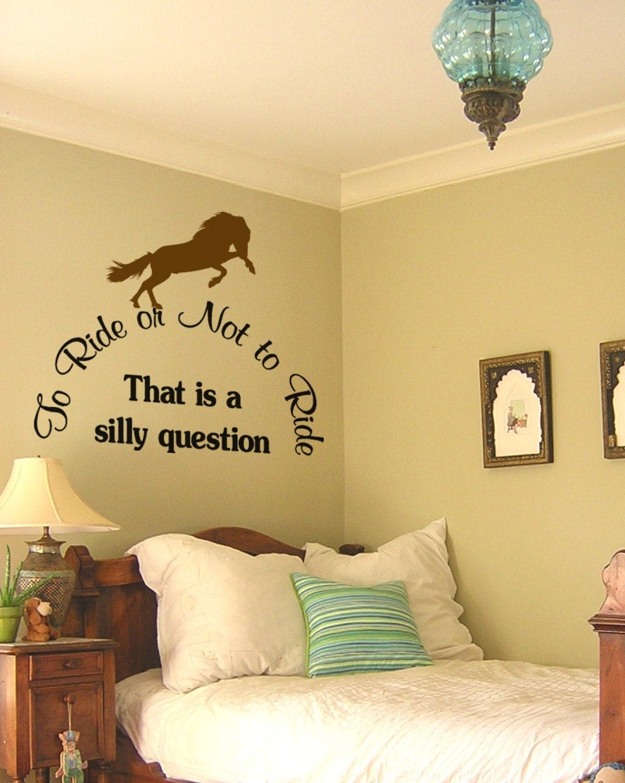 Convey Your Little Girl S Personality Through Her Bedroom: Cute Horse Quotes For Girls. QuotesGram