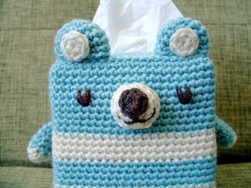 Items similar to Crochet Pattern - Doll Toilet Tissue Cover on Etsy