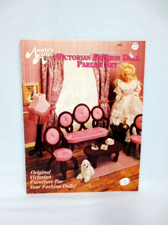 Plastic canvas fashion doll furniture patterns 54