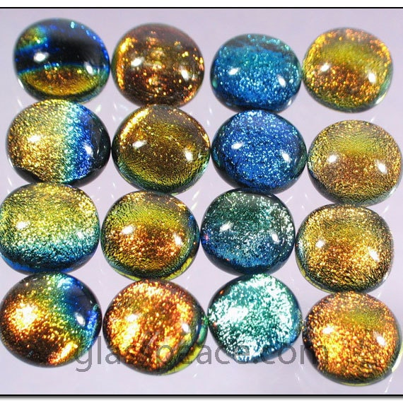 Fused Glass Cabochons WHOLESALE Jewelry Supplies By GlassPeace