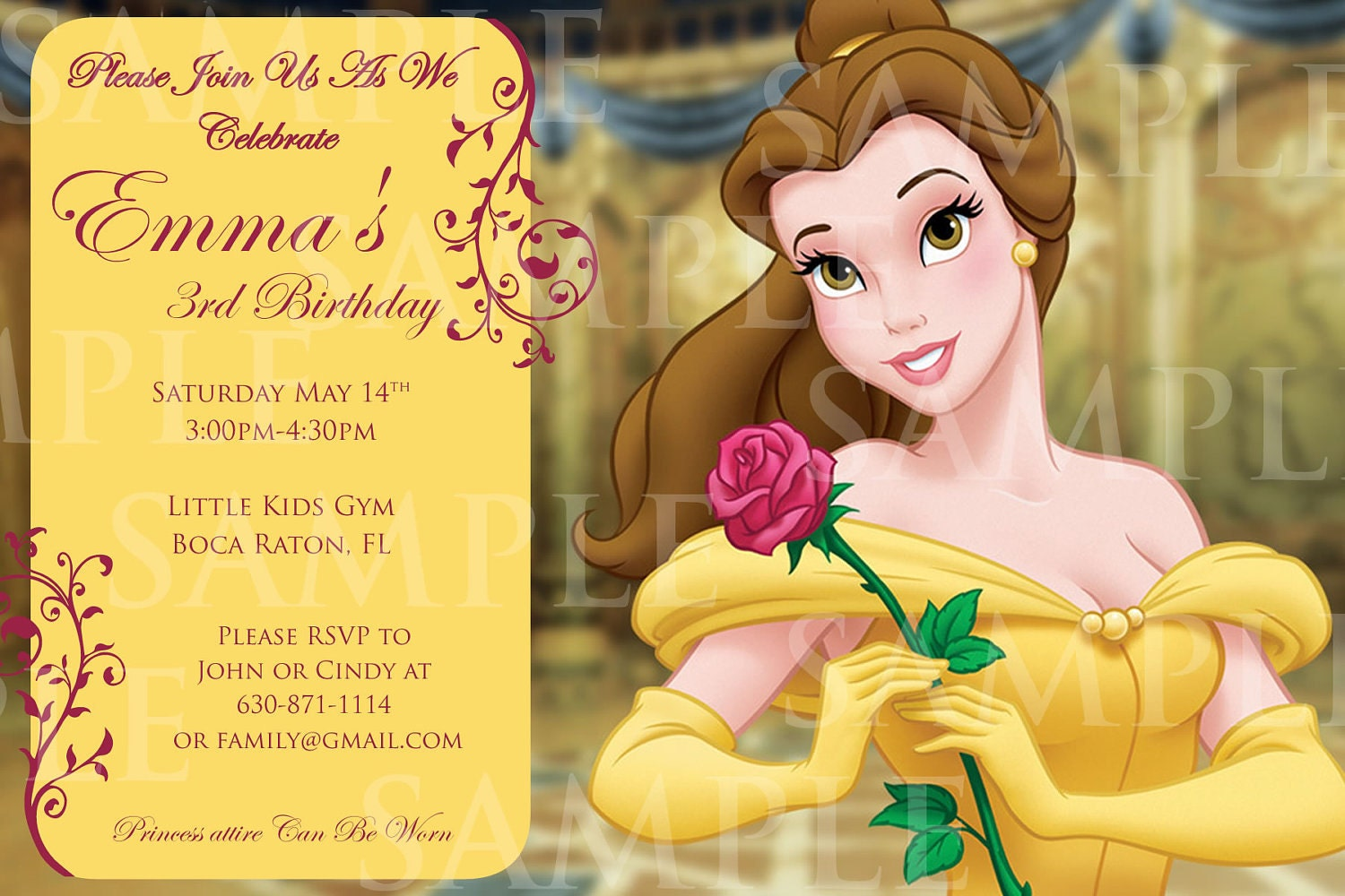 Custom Made Quinceanera Invitations as amazing invitations layout