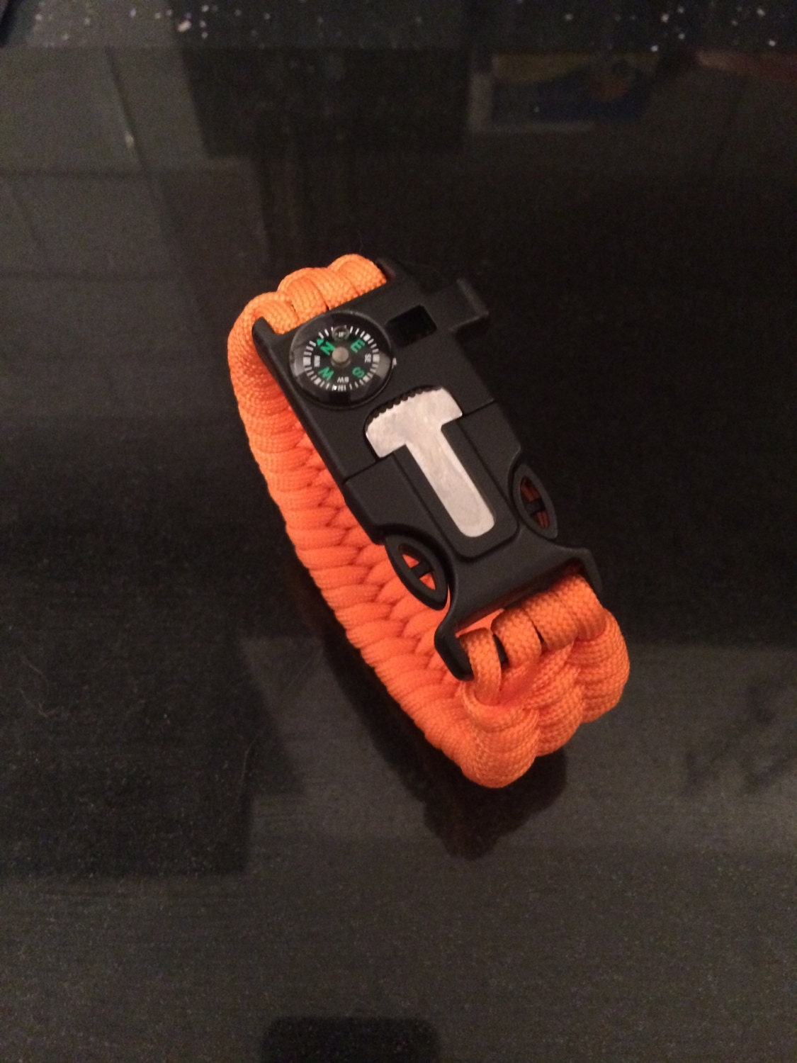 KMP 5in1 Paracord Survival Wristband