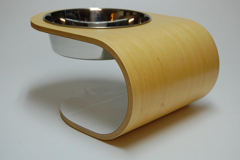 bamboo single feeder