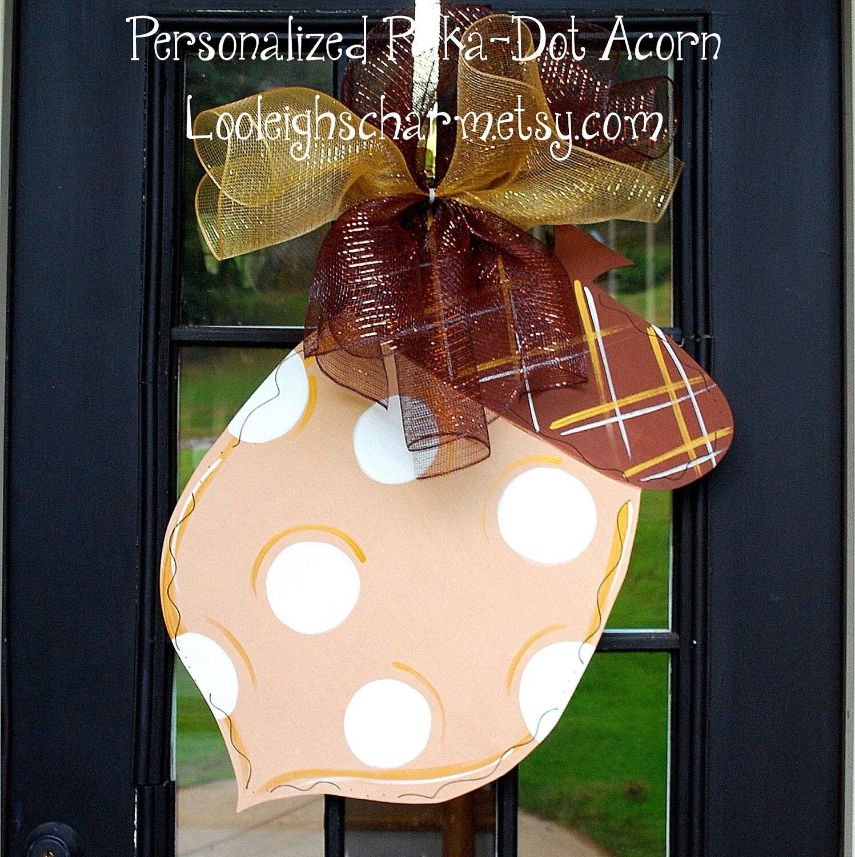 Autumn Door Decorations Orange Door : Unavailable listing on etsy