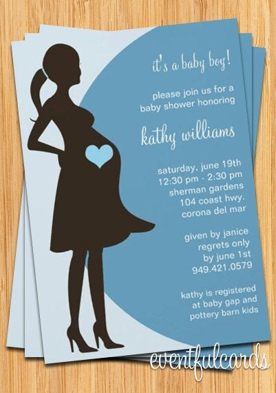 it 39 s a boy baby shower invitation