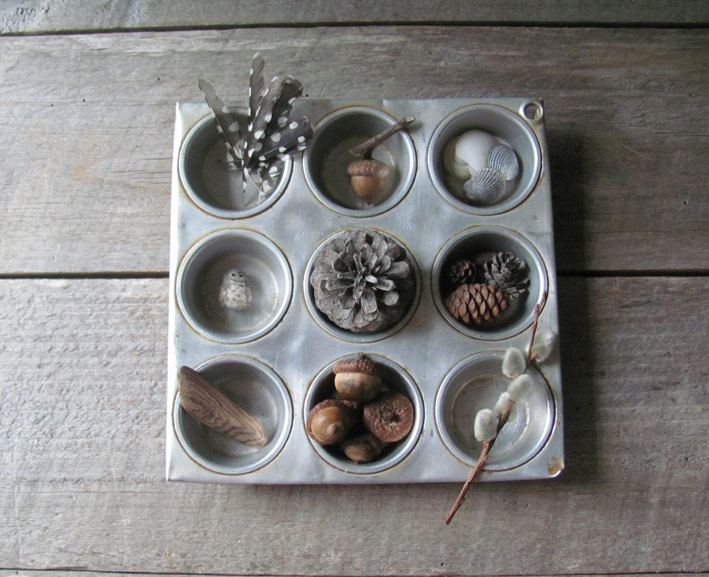 Vintage Muffin Tin Hi-Test Aluminum - oldschoolfarm