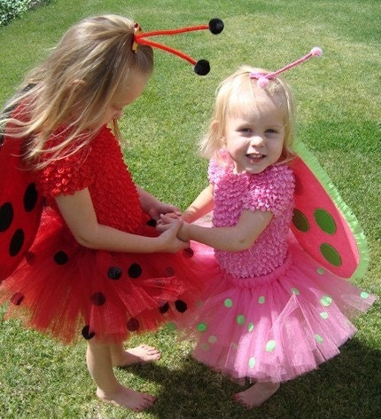 Free Sewing Pattern - How To Make A Ladybug Costume from the