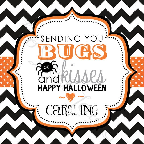 Selective image pertaining to bugs and kisses printable