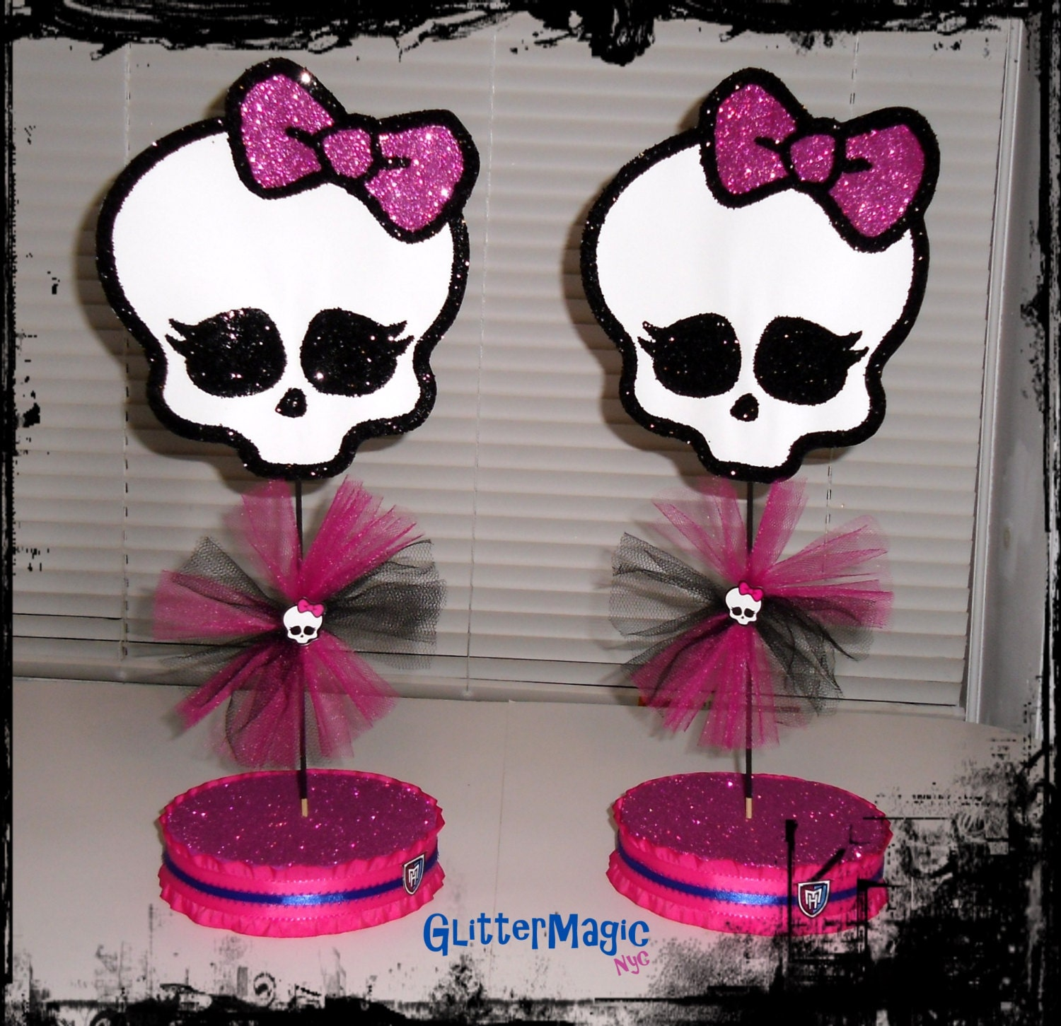 Monster High Party Ideas DIY