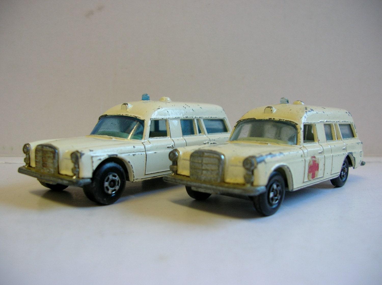 Matchbox Car Replacement Parts