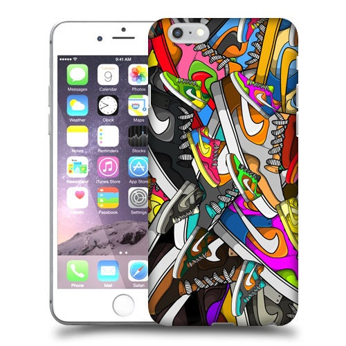 Multicoloured Trainers Phone Case for iPhone Cases iPod Touch Cases and Samsung Galaxy Cases