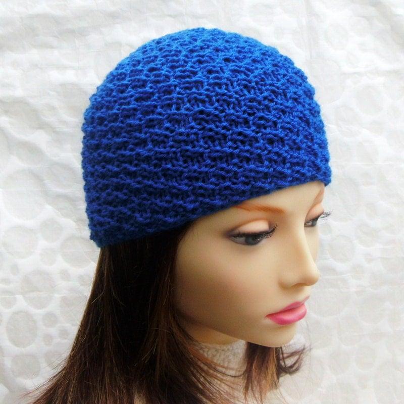 Knitting Pattern For Cloche Hat : Items similar to Knitting Pattern for CHLOE Cloche Style Hat for Women HandKn...