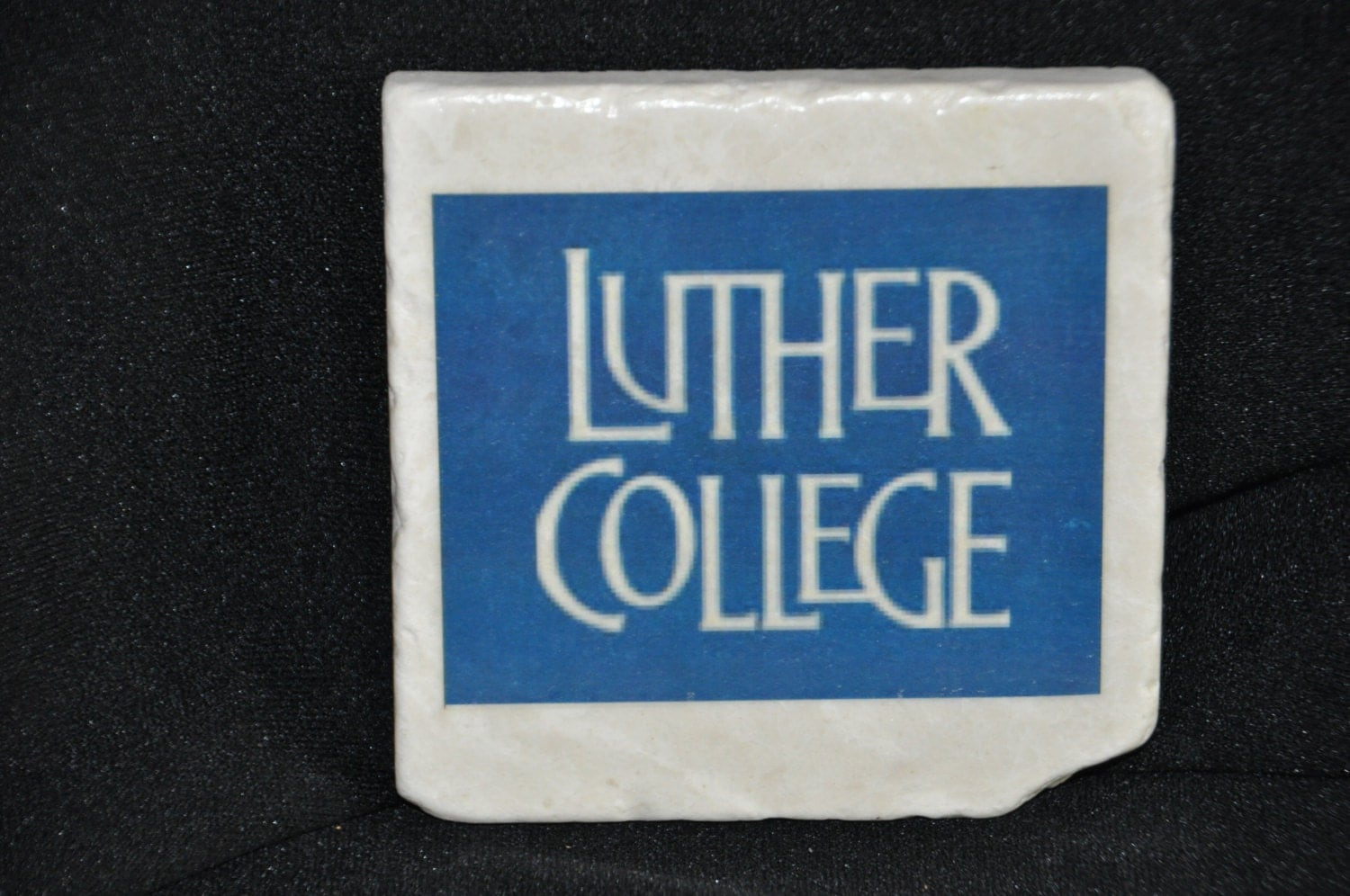 Luther College Coasters Set of 4 handcrafted