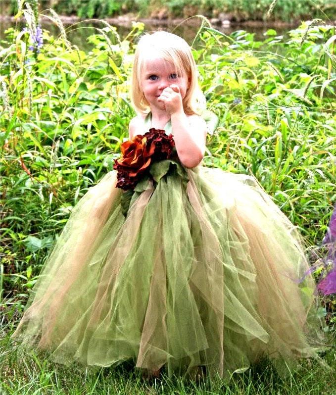 زیتونی شما پاییز عروسی لباس توتو