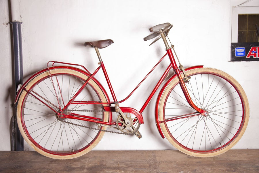1950's FLANDRIA girl bicycle - europana