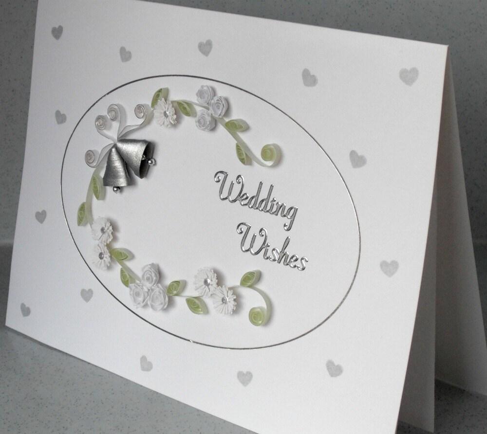 Свадебные поздравления карты ручной работы гофрированный рюш