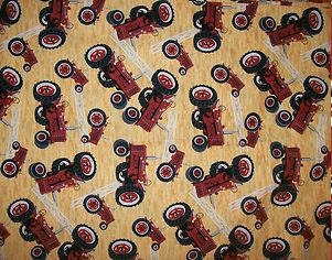Case International Tractor Fabric : Unavailable listing on etsy