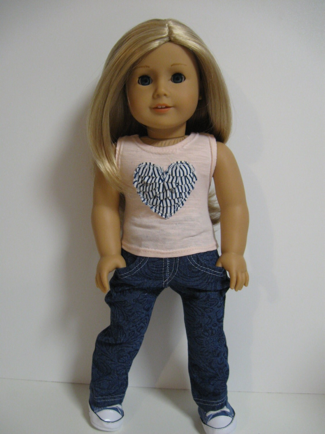 American Girl Doll -  Casual Heart